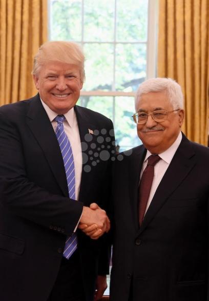 لقاء ترمب-عباس في واشنطن