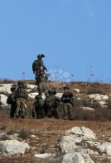 مواجهات مع الاحتلال بكفر قدوم