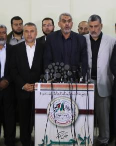 فصائل المقاومة تدعو لرفع الشرعية عن عباس
