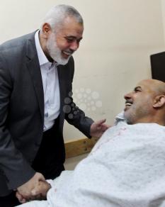 محاولة اغتيال مدير عام قوى الأمن الداخلي بغزة