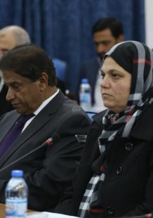 جلسة للتشريعي بمشاركة نواب من فتح