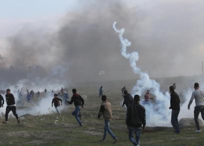 غزة: مواجهات جمعة الغضب الثانية نصرة للقدس