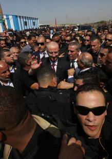 حكومة الوفاق في غزة