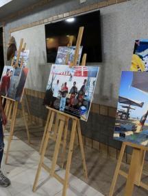 فعاليات بغزة في اليوم الدولي  للقضاء على الفقر