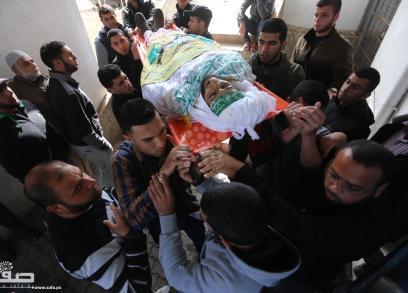 شهيد وجريح بغارات إسرائيلية على قطاع غزة