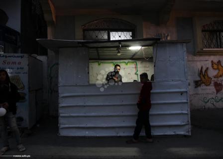 غزة بلا كهرباء