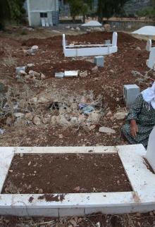 زيارة المقابر بالعيد.. عادة نابلسية