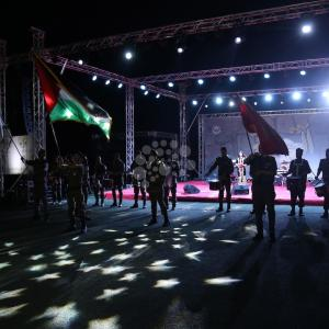 مهرجان البيرة السادس بمشاركة الفنان الأردني حسين السلمان