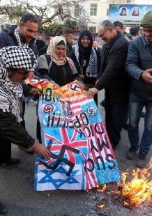 فعالية تضامنية مع الأسرى في غزة