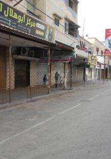إغلاق سوق رفح الأسبوعي ضمن إجراءات مكافحة كورونا