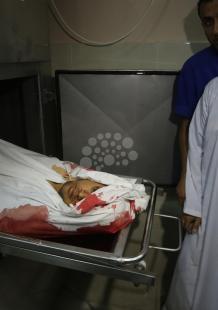 شهيد وإصابات بمواجهات شرقي القطاع