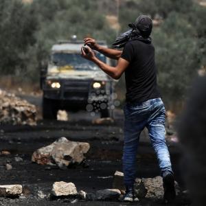 مواجهات مع الاحتلال في قريبة كفر قدوم