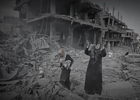 حملة أوروبية للتغريد من أجل غزة الأسبوع المقبل | Safa.Ps
