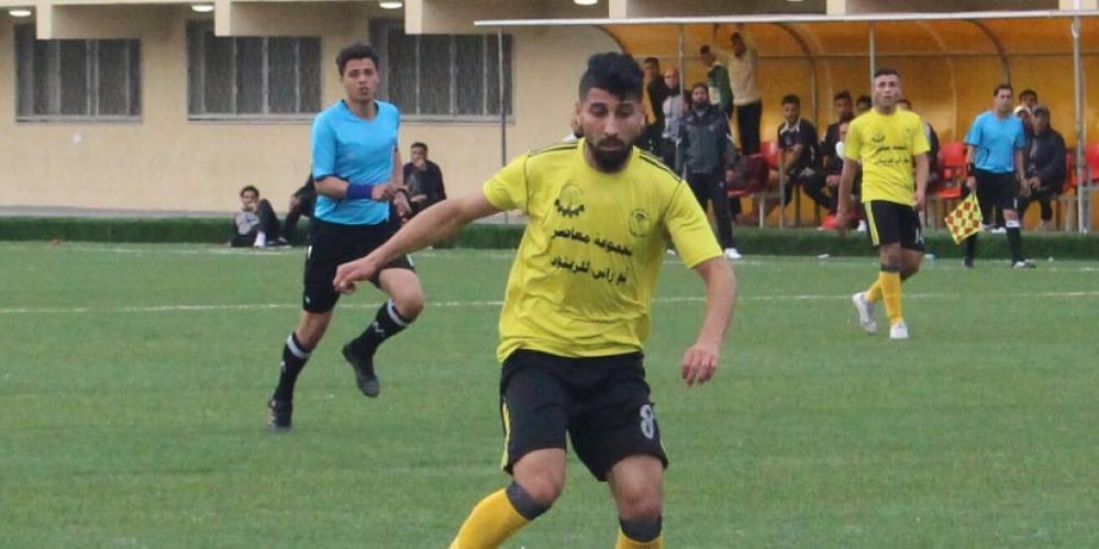اللاعب محمد الحداد