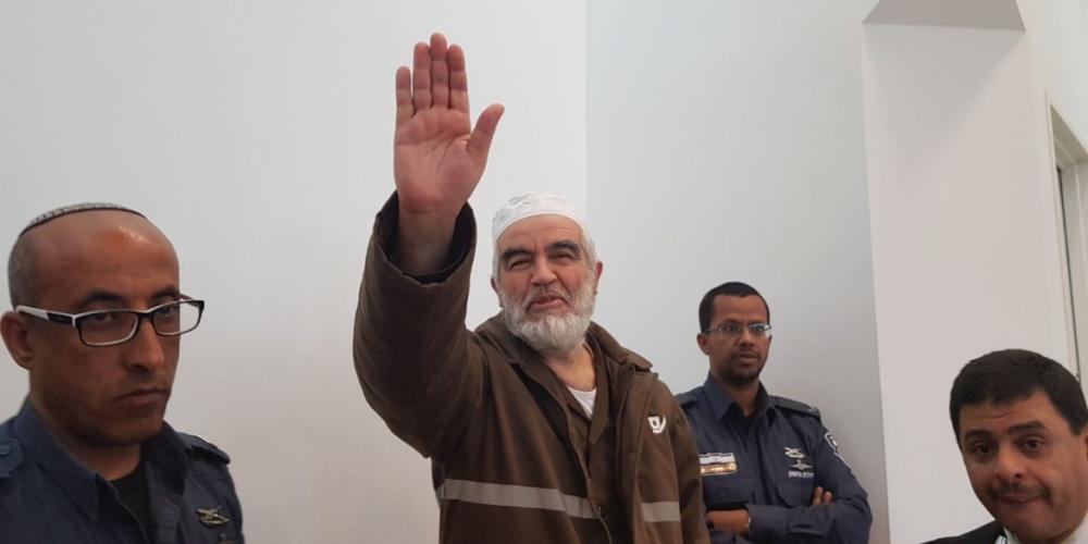 الشيخ صلاح خلال محاكمة سابقة