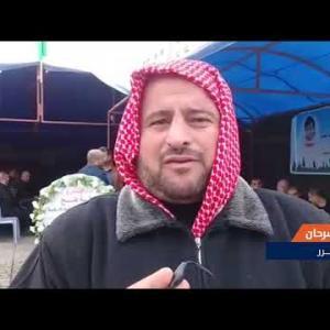 عرفانا بتضحيات المهندس.. خيمة عزاء لوالده في غزة