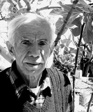 الفنان الفلسطيني الراحل عبد الحي مسلّم