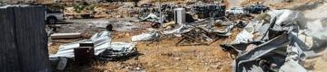 """45 عائلة فلسطينية بـ """"الخان الأحمر"""" يتهددها خطر التهجير قسريًا"""