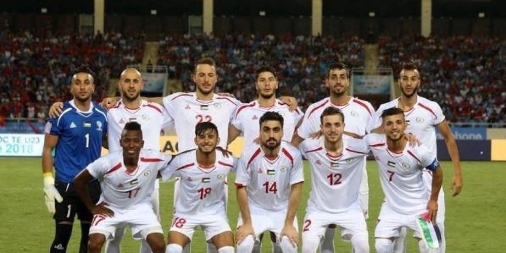 المنتخب الأولمبي الوطني الفلسطيني