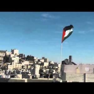 المواقع العسكرية الإسرائيلية على جبال الخليل
