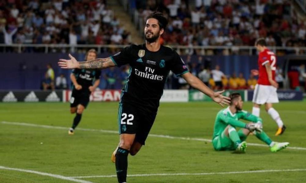 ريال مدريد يعلن تجديد عقد إيسكو   صفا