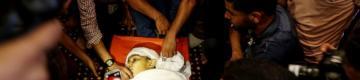 """""""ياسر"""".. رصاصة إسرائيلية تقتل فرحة 18 سنة من الانتظار"""