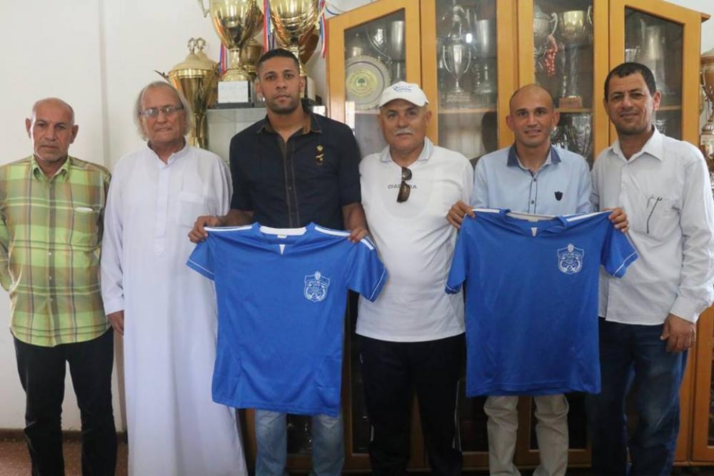 شباب رفح تعقد مع 4 لاعبين جدد حتى الأن