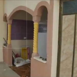 مشروع خيري لبناء منزل لأسرة فقيرة شمال غزة