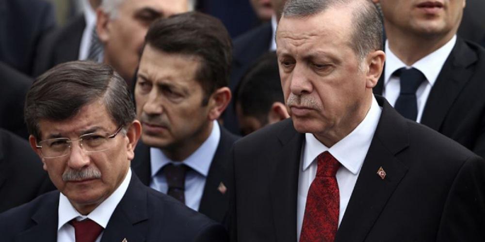 أوغلو يسار أردوغان