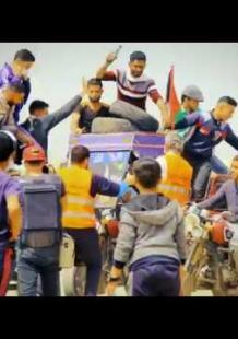 الشهيد المسعف موسى أبو حسنين