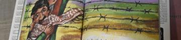 """""""فاء يعني فلسطين"""".. كتاب يثير غضب يهود نيويورك"""