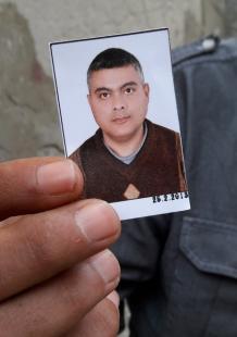 عبدالعال.. كابد اللجوء في 5 دول ليستشهد على حدود غزة
