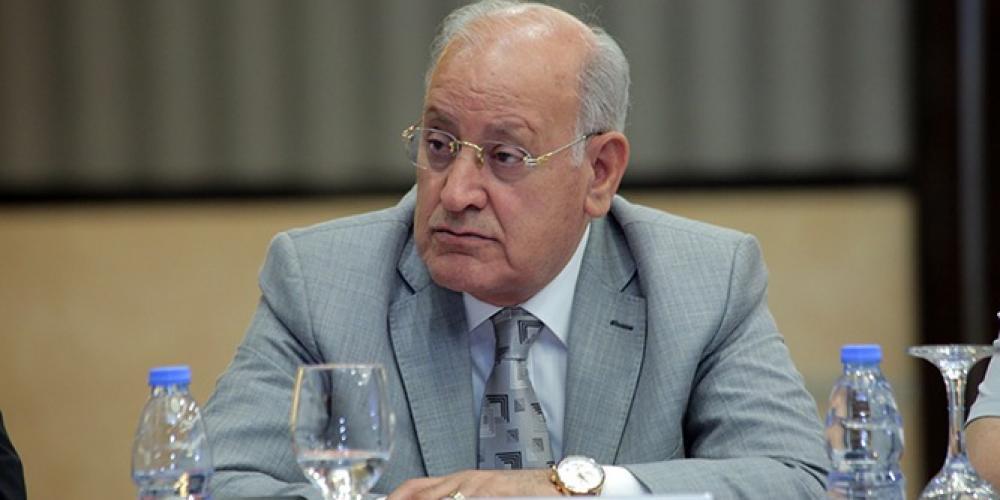 السفير الفلسطيني الأسبق ربحي حلّوم