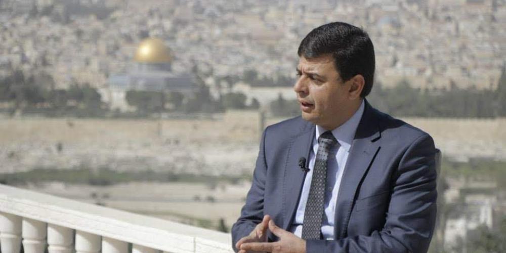 المحامي خالد زبارقة