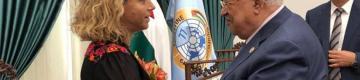"""عباس يعد وفداً إسرائيلياً التقاه سراً بإعادة """"منغيستو"""" من غزة"""