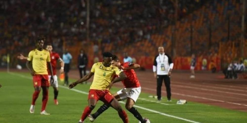 مصر فازت على الكاميرون بهدفين لواحد