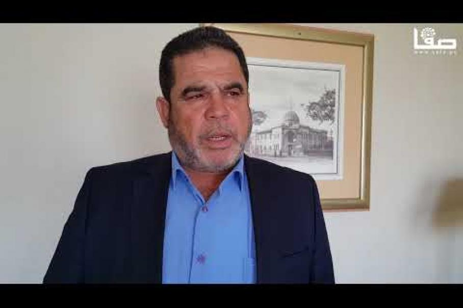 البردويل: فتح تريد بحث مسألة تمكين الحكومة بغزة فقط