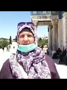 اعادة فتح المسجد الاقصى