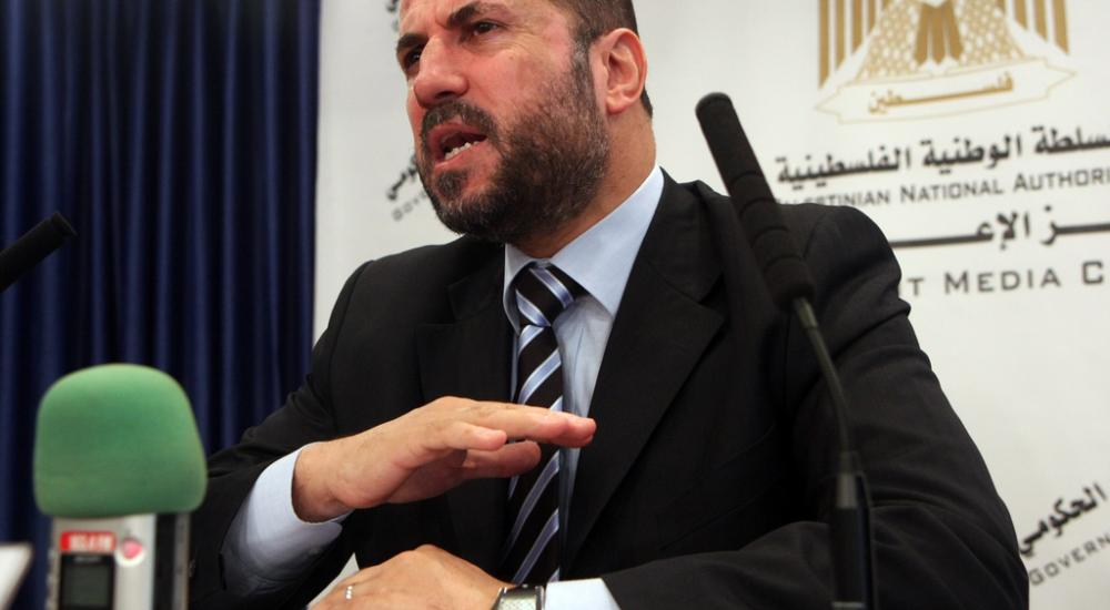 قاضي قضاة فلسطين محمود الهباش