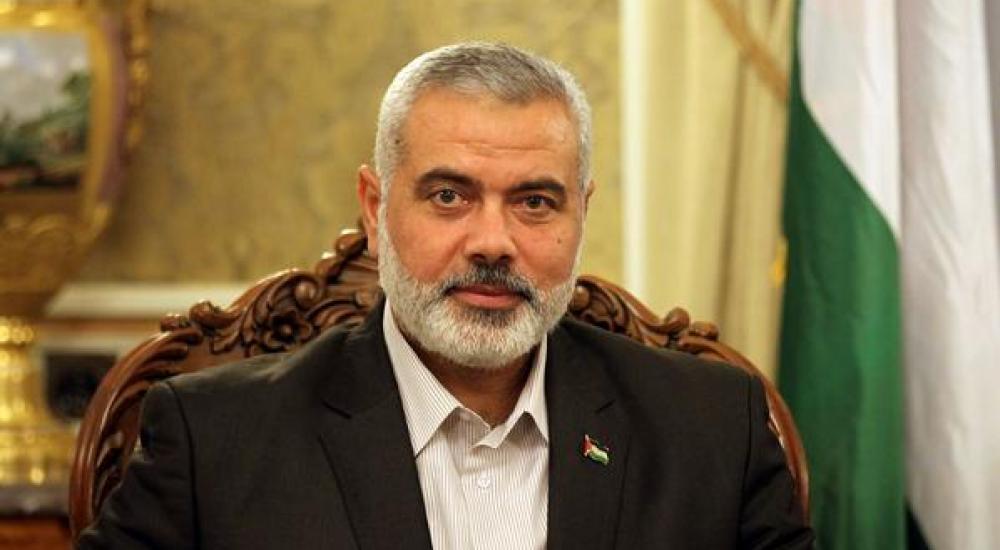 نائب رئيس المكتب السياسي لحركة حماس إسماعيل هنية