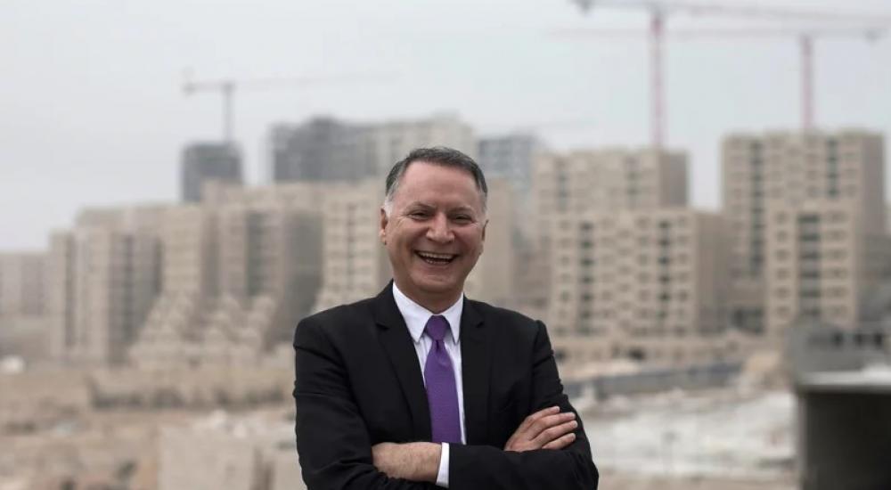 رجل الأعمال ومؤسس روابي - بشار المصري