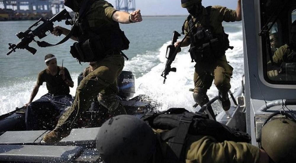 الاحتلال-يعتقل-صيادين