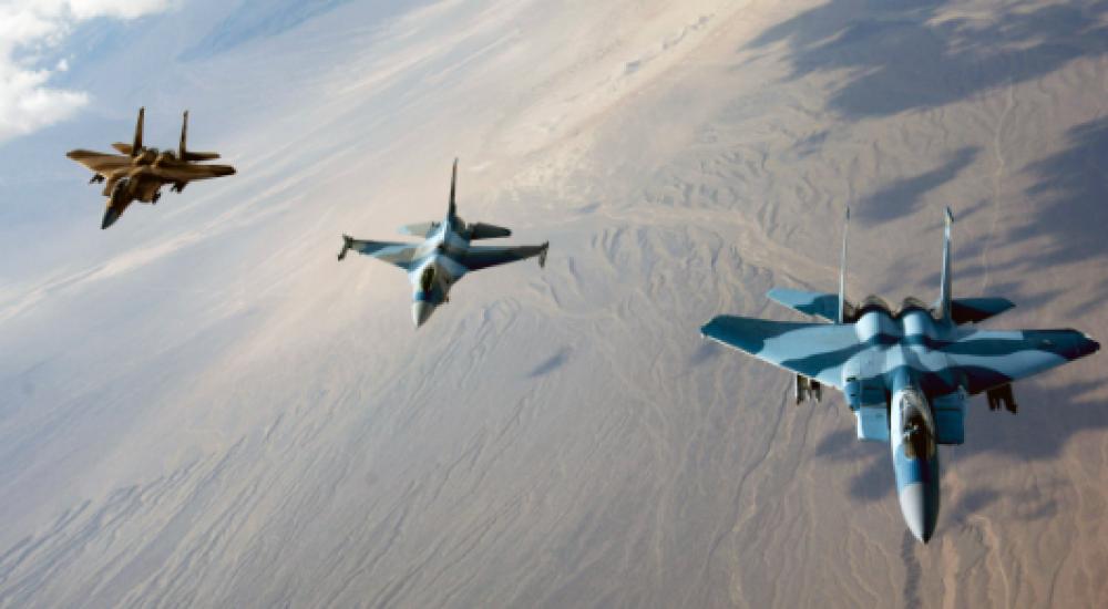 مقاتلات اف 16