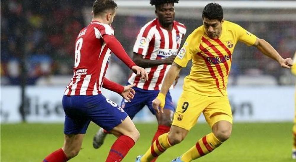 جانب من مباريات الدوري الإسباني