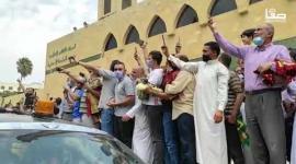 هنية ومشعل في الأردن لتشييع القيادي إبراهيم غوشة