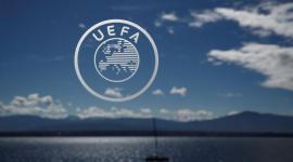 شعار الاتحاد الأوروبي لكرة القدم