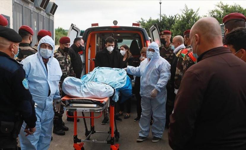 وفاة و101 إصابة جديدة بكورونا في الضفة وغزة