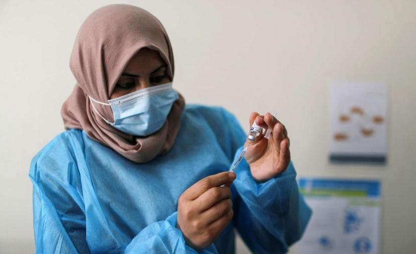 الصحة: 162 إصابة جديدة بفيروس كورونا بالضفة والقدس وغزة