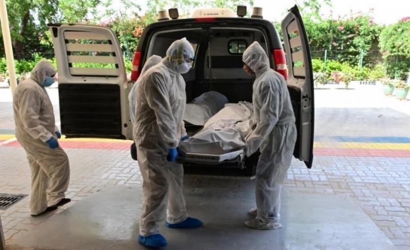 وفاة و1026 إصابة جديدة بفيروس كورونا بالضفة وغزة