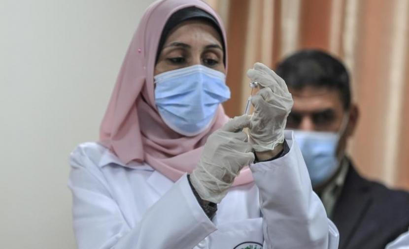 5 وفيات و1598 إصابة جديدة بكورونا في غزة